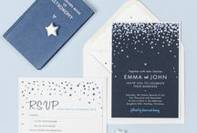 Design suite // Bella wedding stationery collection by Project Pretty