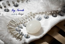 My Portfolio 1* My Design, My Creation / My handmade accessories and bead works. Creations which are Made-to-Order .