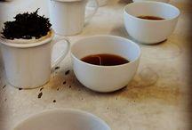 Tea Tasting / Photos of Tea Tasting at Kent Tea!