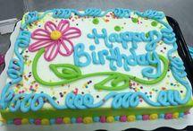 torta panna decorata