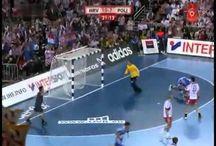 Handball-my favorite one