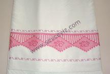 Ev Tekstili / Çeyiz, Piko, Kaneviçe, Dantel, Elişleri ve Ev Tekstil ürünleri