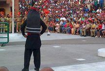 Ganda Singh Wala - Hussainiwala Border / Flag lowering ceremony at the Indo-Pak Border http://meemainseen.com/2014/07/kasoor/