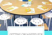 Teaching-Classroom