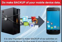 Do make #BACKUP of your mobile device data.