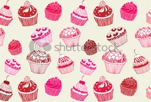 Cupcakes and Cakes / Beautiful cakes, big and small.