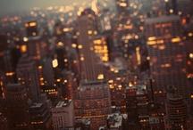 úticélok- place to go / New York, Pierrefonds, Rio de Janeiro, Zemplén