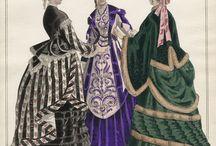 Victorian Fashion 1870-80