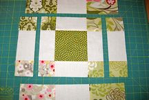 Quilts---Disappearing Blocks