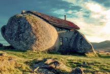Cool Homes / by Ena Newell