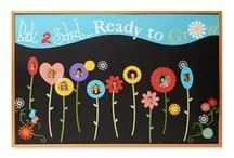 Preschool / door ideas