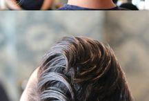 Short Hair Men