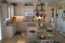 The Heart of the Home / the kitchen is the heart of the home / by Patti Noble Aparicio