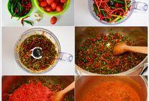 Pişirilecek tarifler
