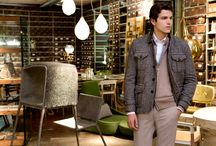 Fay City Diaries: Chapter I Milan - the Men's collection. / Fay City Diaries features the Men's Fall - Winter 2013/14 collection across some of the most captivating European cities. The first destination is Milan...