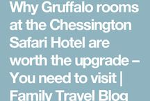 Gruffalo Rooms at Chessington