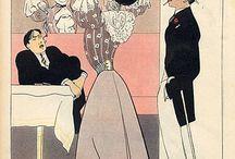 1900-1909 스타일