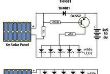 solar electronic kit
