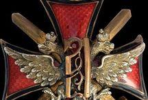 decorations et insignes russes / phalerisme