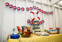 Nautical Birthday / by Jenny Reynolds Design