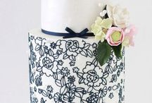 Cakes Negro y Blanco