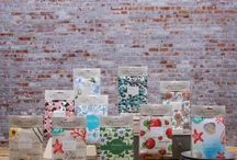 Floral Sachets / Formulated and packed with dried goods, our sachets release a strong scent slowly to permeate small spaces for upto 6 months.  Sleek and small, our sachets can fragrance rooms, closets, office, vehicles, storage, pet areas and more!