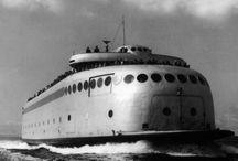 Vintage Ferry