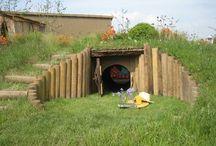 Erdkeller/sauna