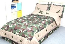 Home Decor - Ryans Military Room Makeover / by Becky Gatch