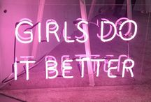 Girls do it better