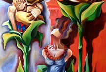 Art....Cuban/Black Art