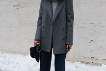 winter style / crisp air frosty cheeks