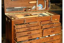 Tool chest and storage