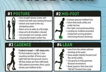 Running and exercise
