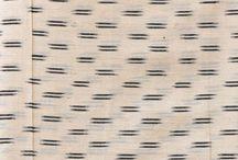 Ikkat Fabric