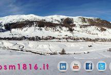 Livigno / Livigno, la sede di OSM1816 :) Per info contattami a info@osm1816.it oppure visista www.osm1816.it
