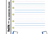 Homeschool Notebooking / by Danika Cooley