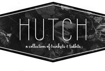 inthehutch.com / a collection of my everyday trinkets and tidbits. these are items that i find beautiful and inspirational...a menagerie of my favorite things. think food, books, fashion, travel, gifts, and more.