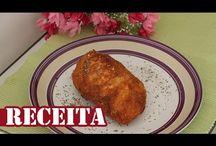 peito de frango receita da Luiza