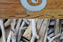 Drift wood goodies / by Michelle Roy