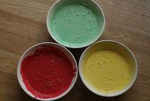 Pittura al latte / Pittura al latte
