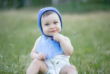 Baby boy bibs / Lightweight and functional baby bibs in style