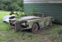 Old cars