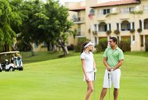 Golf / Vallarta Nayarit offers beautiful settings for playing golf and is a favorite destination among aficionados of this exciting sport.