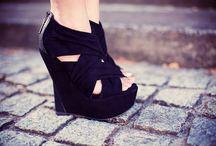 Shoes  / by Samantha Saltalmachia