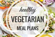 vegetarian healthy meals