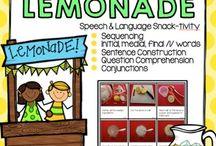 Language and speech development