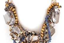 Jewelry | Necklaces / by Tenika Seitz