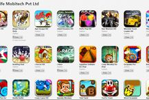 Free games for iPad / by i-Life Mobitech