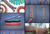 bransoletka DIY chain